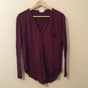 Golden by TNA | Long Sleeve Top
